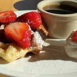 featured image for blog text Two sides of Belgian waffles